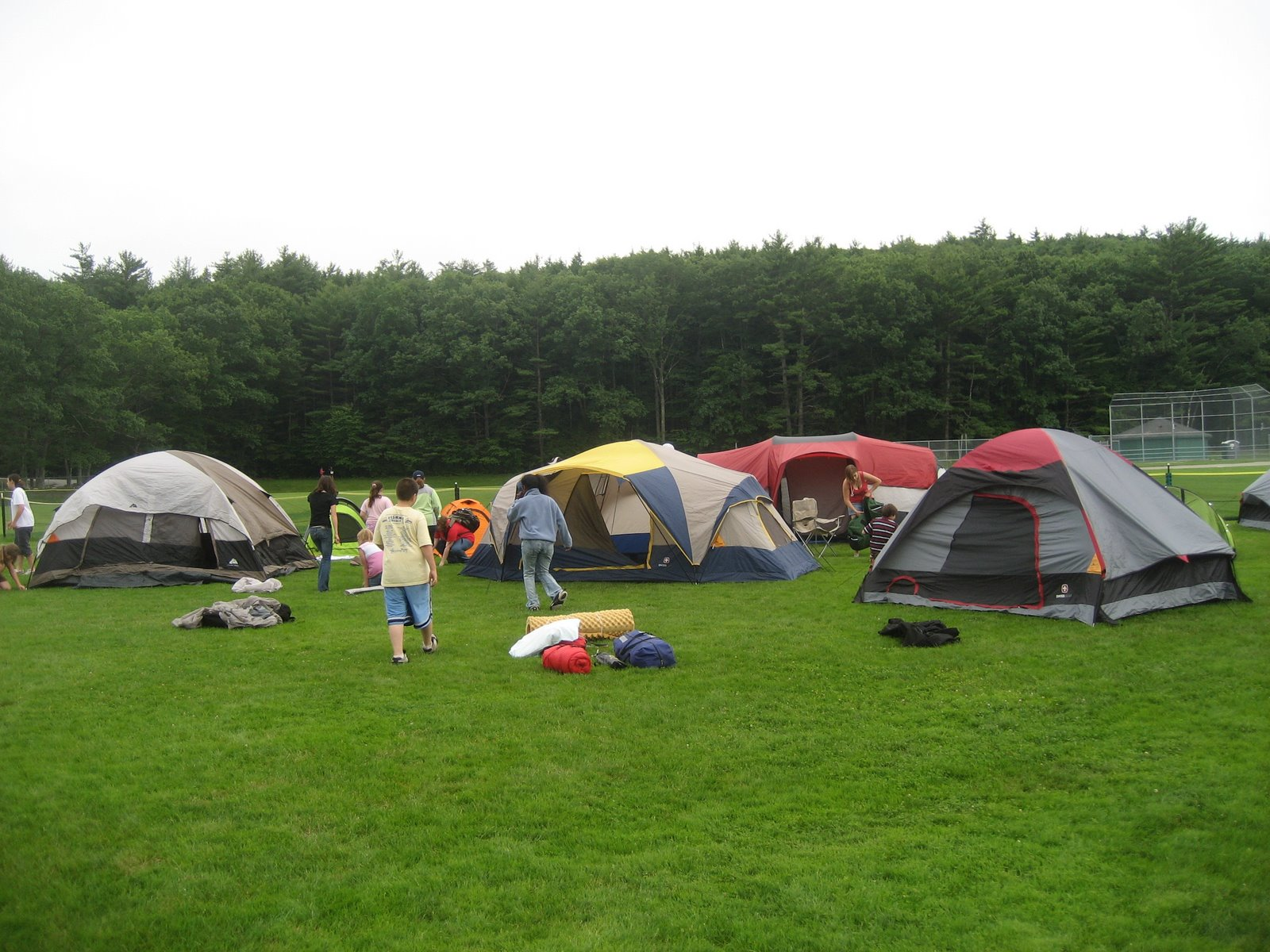 great american backyard campout newmarket nh leave no trace