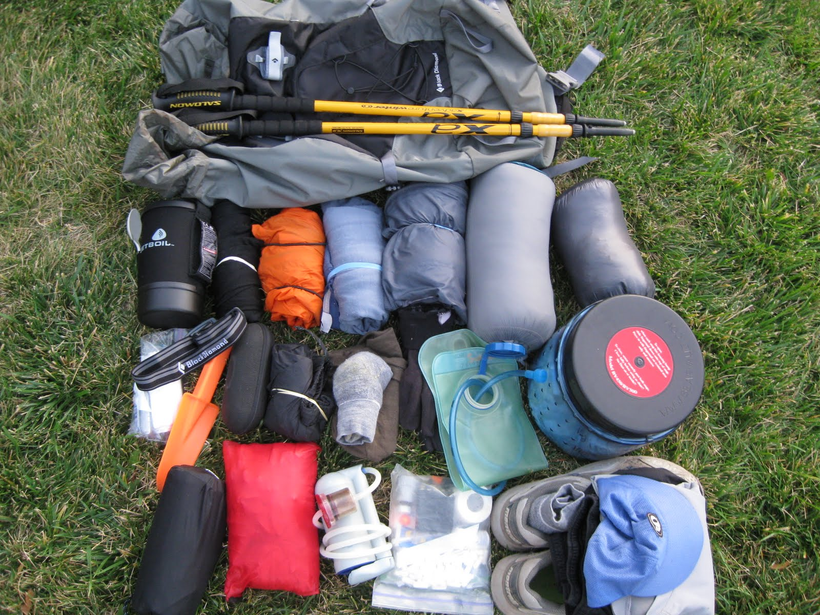 Fastpacking the John Muir Trail  Leave No Trace