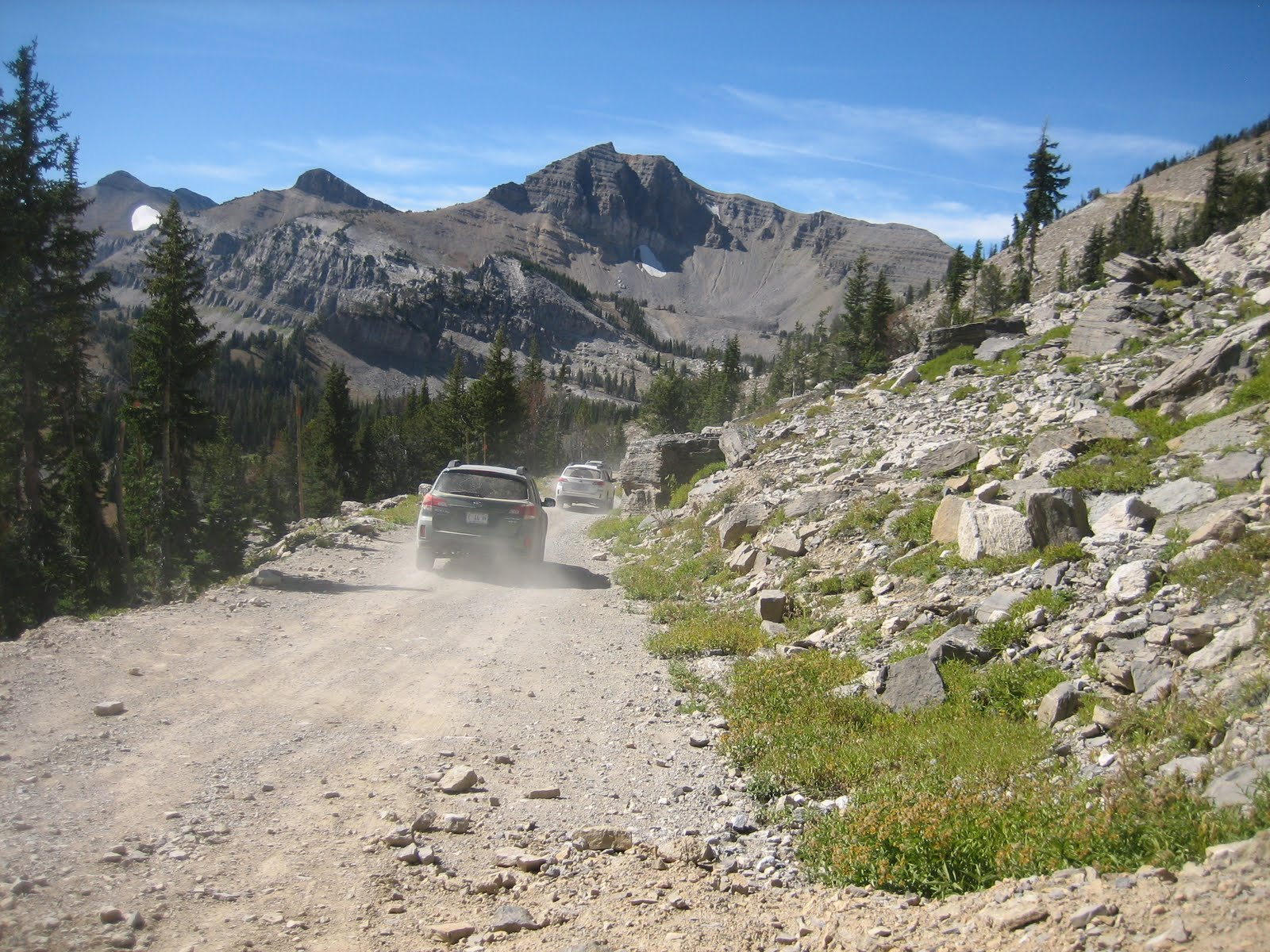subaru outback lifestyle camping event leave no trace