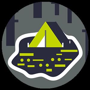 Campsite Widening Impact Icon