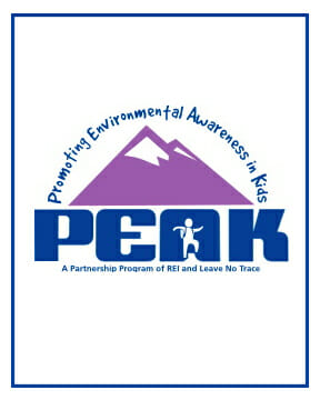 Leave No Trace PEAK Logo