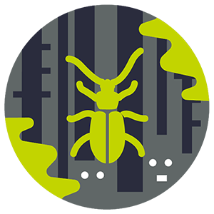 Invasive Species Impact Icon