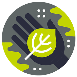 Removal of Natural Resources Impact Icon