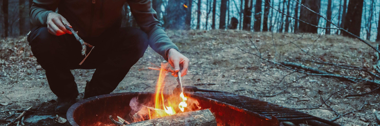 Principle 5 Minimize Campfire Impacts Leave No Trace Center
