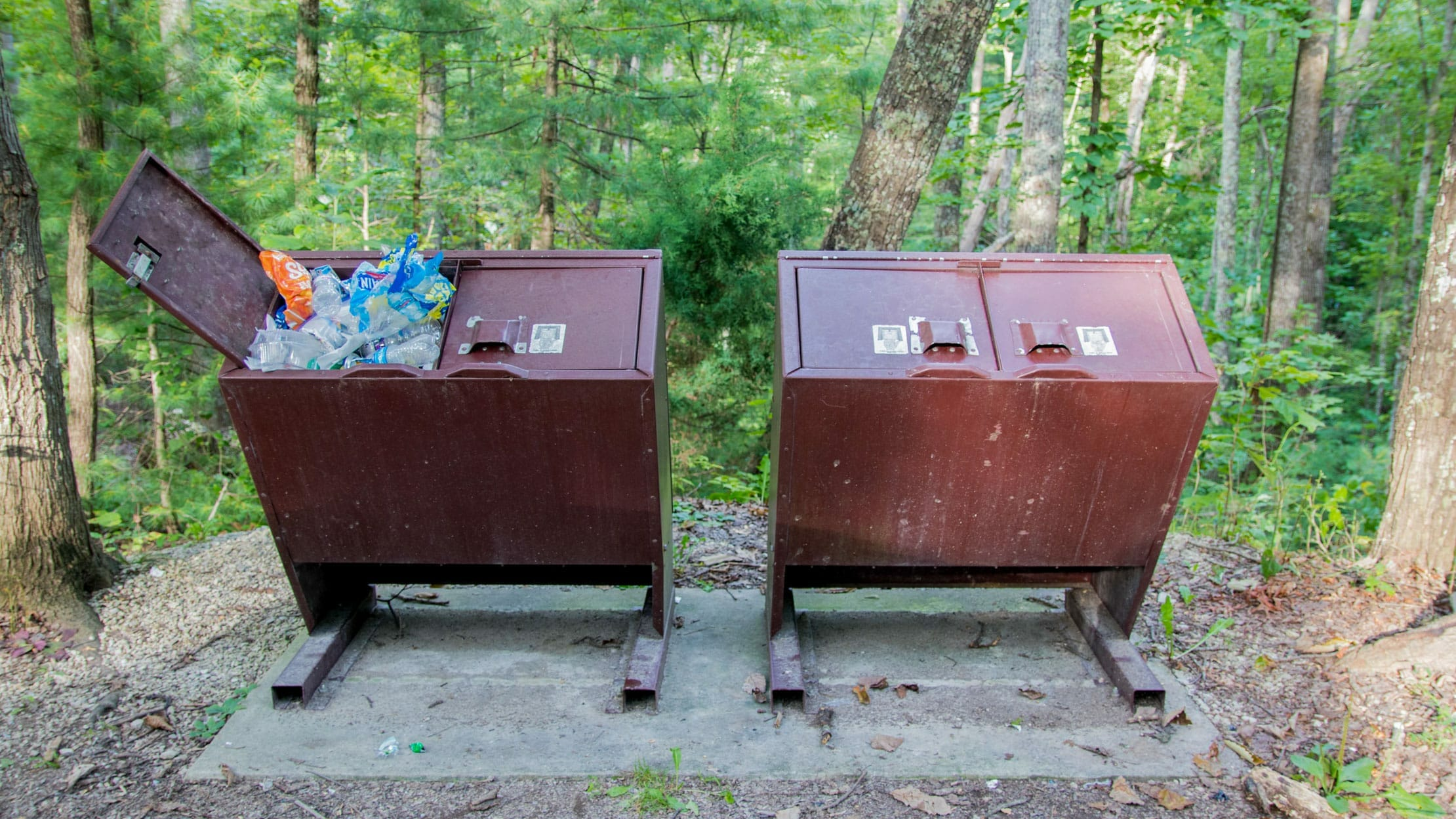 Principle 3: Dispose of Waste Properly - Leave No Trace Center