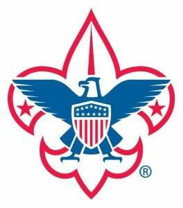 Boy Scouts Fleur de Lis logo